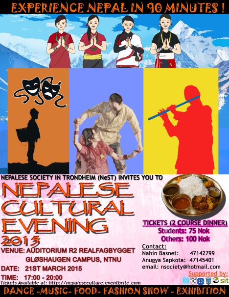 Nepalese Cultural Evening 2015